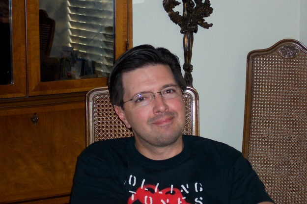 Jim smiling